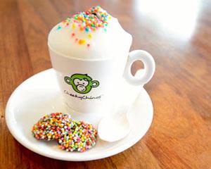 両親と子どものための癒しカフェ、Cheeky Chinos。