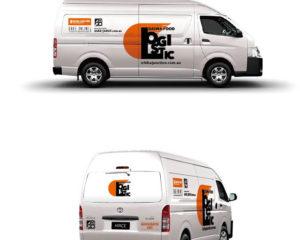Daiwa Food Van