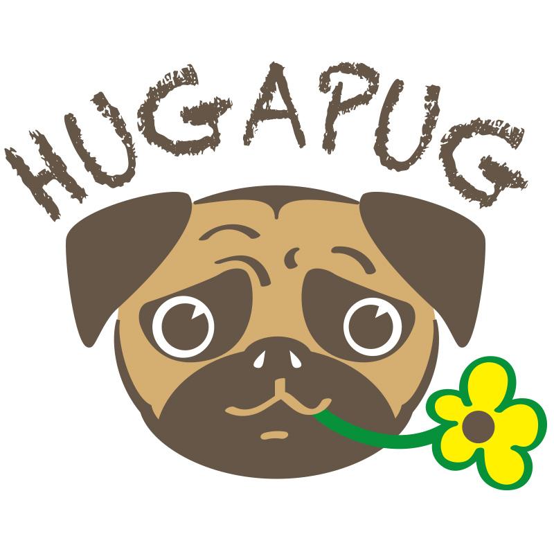 Hugapug-logo-A